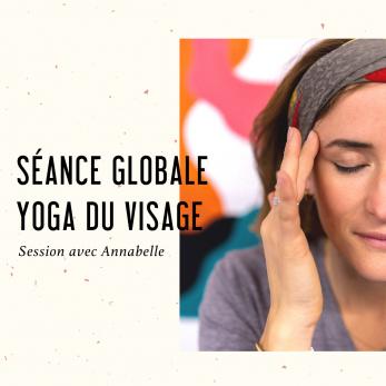 Séance yoga du visage...