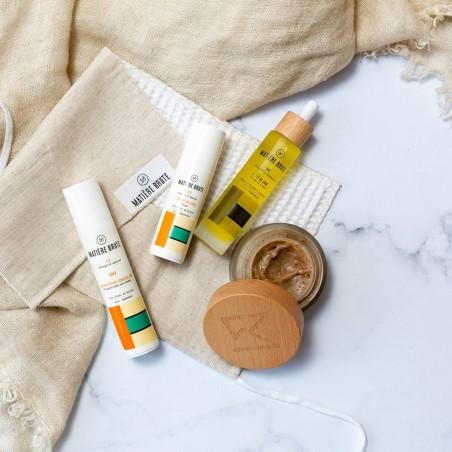 Coffret de soins cosmétiques pour femme